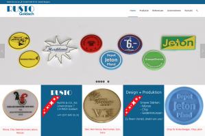 Webdesign für münze-chip.ch